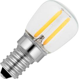 GBO LED schakelbordlamp E14 helder 1.3 Watt 925 DB