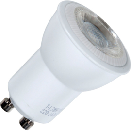 GBO LED reflectorlamp GU10 MR11 4 Watt 35° 2700K DB