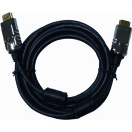 GBO HDMI kabel L5611 19 polig 1.0 meter + ferrietkern