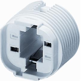 Vossloh lamphouder G24D2 - 2 pins 527503