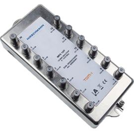 Hirschmann MFC12T verdeler 12 voudig met F connector