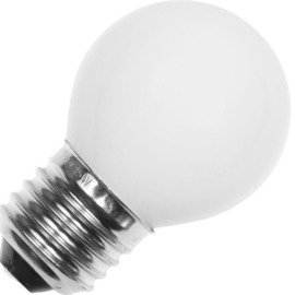 GBO standaard marine kogellamp  G45 opaal 25 Watt E27