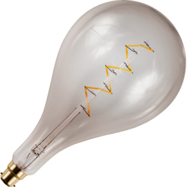 GBO Filament LED BIG lamp A165 Ba22d gold 6 Watt 925 DB