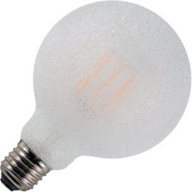 GBO LED Globe lamp G95 Ice - Crytal  E27 helder 5.5 Watt 922 DB