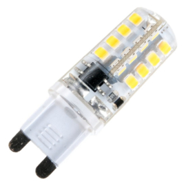 GBO LED insteeklamp G9 3 Watt helder 360° 2700 - 2900K DB