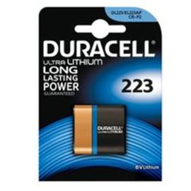 Duracell Lithium batterij CR-P2 6 Volt DL223
