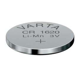 Varta Lithium knoopcel CR1620 3 Volt 6620