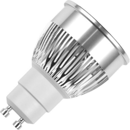 GBO LED reflectorlamp GU10 4.5 Watt 38° 4000K DB