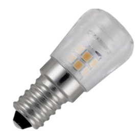 GBO LED schakelbordlamp P23x51mm helder 2.3 Watt E14 827 2700K ND