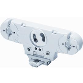Vossloh lamphouder G13 VS22600 dubbel met starterhouder