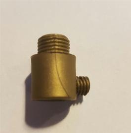 GBO trekontlasting brons buitendraad M10 x 1