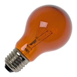 GBO haardvuurlamp standaard gloeilamp A60  helder rood 60 Watt E27