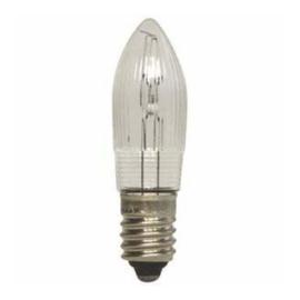 Osram Topkaars helder geribbeld 15 Volt 3 Watt E10 Bls3