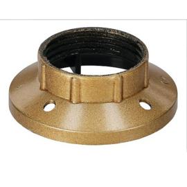 GBO kunststof schroefring  E14 goud ø 40 x 16 mm