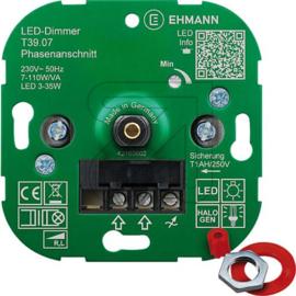 GBO universele LED inbouwdimmer 7 - 110 Watt