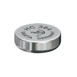 Varta horloge batterij V364 1.55 Volt