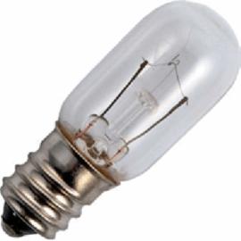 GBO buislampje helder 16 x 54 mm 6,0 Volt 3 Watt E12