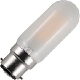 GBO LED buislamp T30 Ba22d mat 3.5 Watt 927 DB