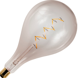 GBO Filament LED BIG lamp A165 E27 gold 6 Watt 925 DB