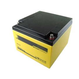 Abus Sun-battery Loodgel Accu 12.0 Volt 24.0 Ah met VdS-Keur