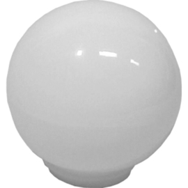 Corodex schroefkogel kunsstof 60 Watt opaal