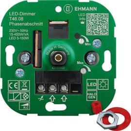 GBO universele LED inbouwdimmer 5 - 450 Watt