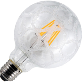 GBO LED Globe lamp G95 Koroko - Ice E27 helder 5.5 Watt 922 DB