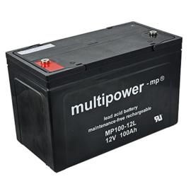 Multipower Loodgel Accu 12.0 Volt 100.0 Ah