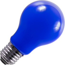 GBO LED normaallamp A60 E27 blauw 1 Watt ND