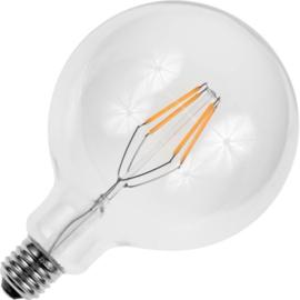GBO LED Globe lamp G125 E27 helder 4 Watt  925 DB