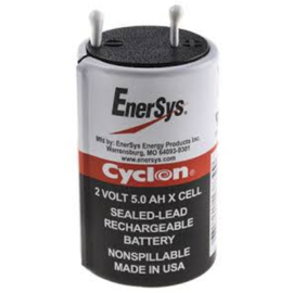 Enersys Cyclon 2,0 Volt  X cell 5.0 Ah