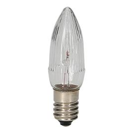 GBO LED Topkaars helder geribbeld 8 - 34 Volt 0.1 - 0.2 Watt E10 Bls3