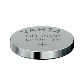 Varta Lithium knoopcel CR2032 3 Volt 6032