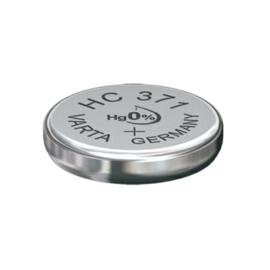 Varta horloge batterij V371 1.55 Volt