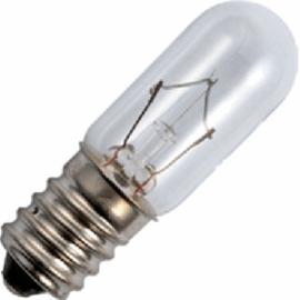 GBO buislampje helder 16 x 54 mm 6,0 Volt 3 Watt E14