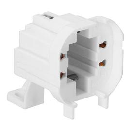 GBO lamphouder G24Q2 / GX24Q2 - 4 pins