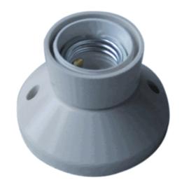 Corodex plafondlamphouder recht E27 ds12