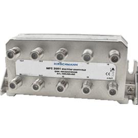 Hirschmann MFC 2081 verdeler 8 voudig met F connector