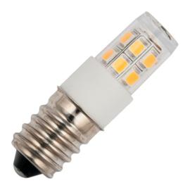 GBO LED buislamp T14x47mm  helder 2.3 Watt E14 827 2700K ND