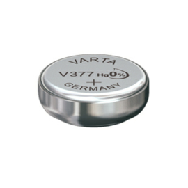 Varta horloge batterij V377 1.55 Volt