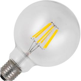 GBO LED Globe lamp G95 E27 helder 5.5 Watt  925 DB