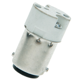 Bailey verloopfitting Ba15d naar G4/G5.3/G6.35/MR8/MR11/MR16