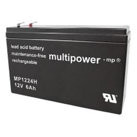 Multipower Loodgel Accu 12.0 Volt 6.0 Ah