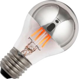 GBO LED kopspiegellamp A55 E27 helder zilver 4 Watt 925 DB