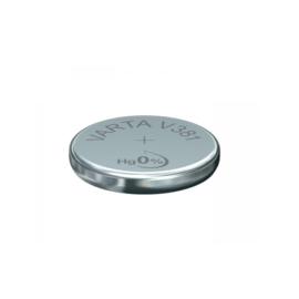Varta horloge batterij V381 1.55 Volt