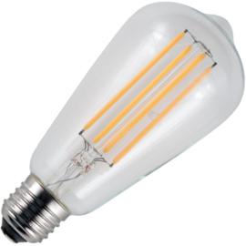 GBO LED Rustika lamp E27 helder 4.5 Watt 922 DB