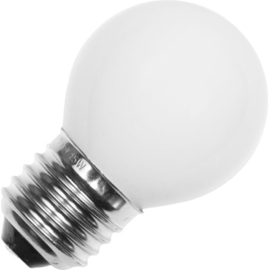 GBO LED kogellamp E27 opaal 4 Watt 925 DB