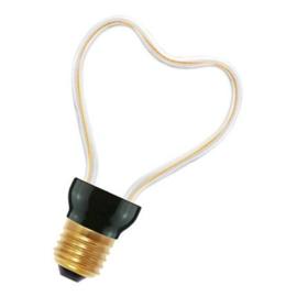 Bailey Spiraled silhouette hart ledlamp E27 helder 8 Watt  922 DB