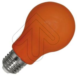 GBO LED normaallamp A60 E27 oranje 3 Watt ND per 10 stuks