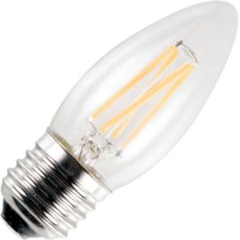 GBO LED - kaarslamp E27 helder 4 Watt 925 DB